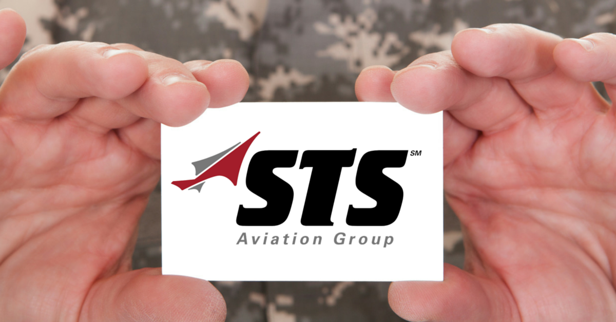 STS Aviation Group Hires Veterans