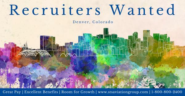 Recruiter Jobs -- Denver