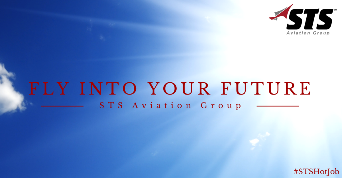 FLY INTO YOUR FUTURE