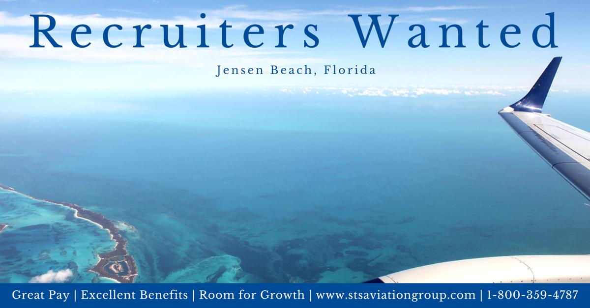 Recruiter Jobs -- Jensen Beach