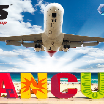 STS Aviation Group Flies South for the CCMA & MRO Conference in Cancun!