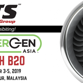 STS Aviation Group Set to Exhibit at PowerGen Asia!