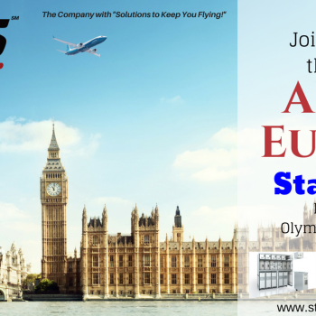 STS Aviation Group Gears Up for AP&M Europe in London!