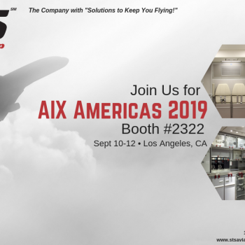 STS Aviation Group Set to Exhibit at 2019 AIX Americas!