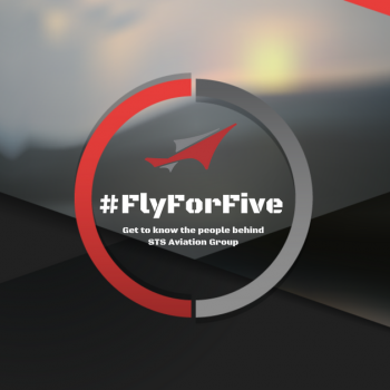 Get to Know Mark Smith, Group President of STS Aviation, In Our Latest #FlyForFive