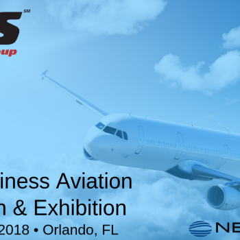 STS Aviation Group Takes Off for the 2018 NBAA-BACE
