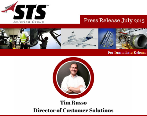 STS Component Solutions Announces Newest Member of Leadership Team
