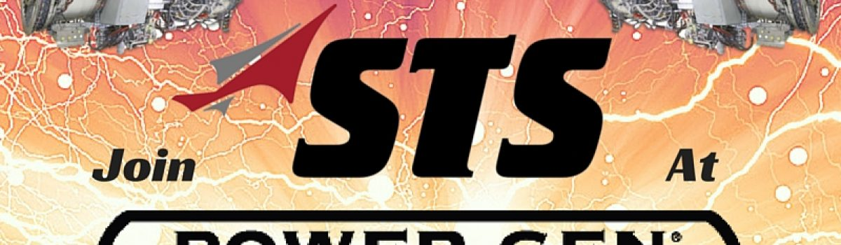 STS Component Solutions Returns to Power-Gen International in Las Vegas