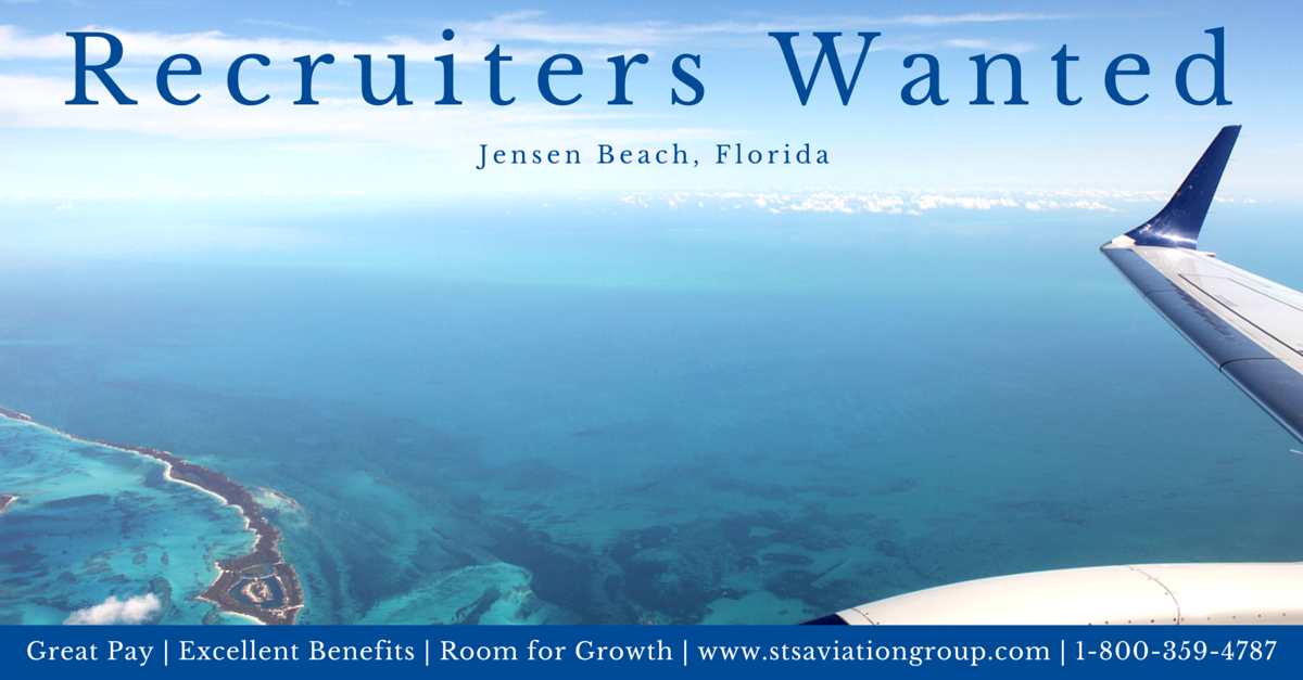 Recruiter Jobs -- Jensen Beach