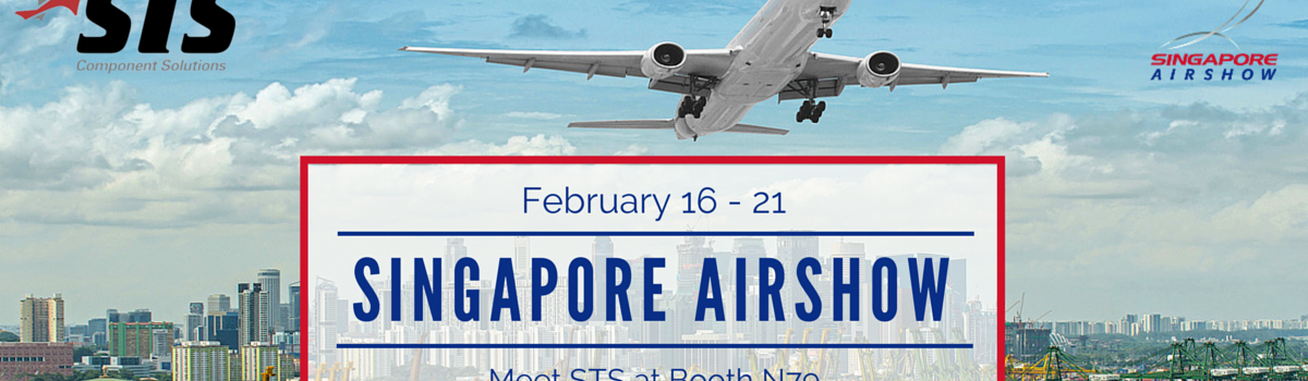 STS Aviation Group Set to Exhibit During the 2016 Singapore Airshow