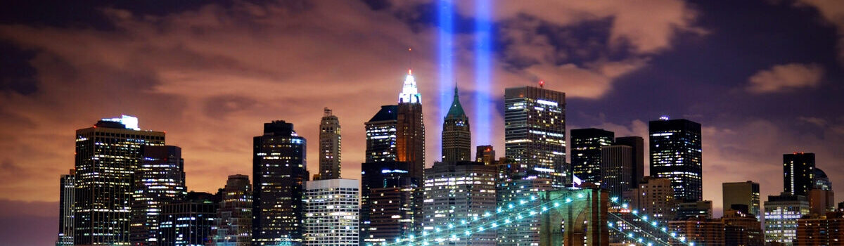 Remembering Those We Lost on September 11, 2001