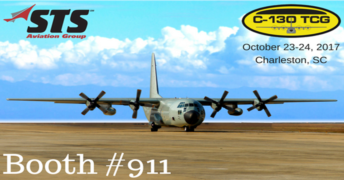 STS Aviation Group Readies for the 2017 C-130 TCG International