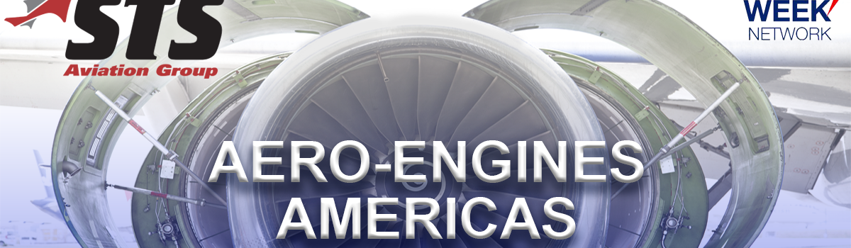 STS Aviation Group Readies for Aero-Engines Americas!