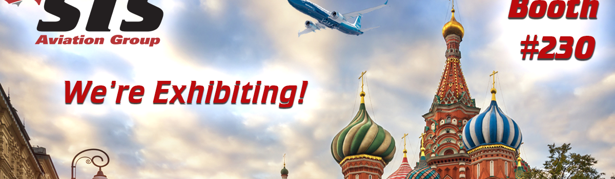 STS Aviation Group Takes Off for MRO Russia in Moscow