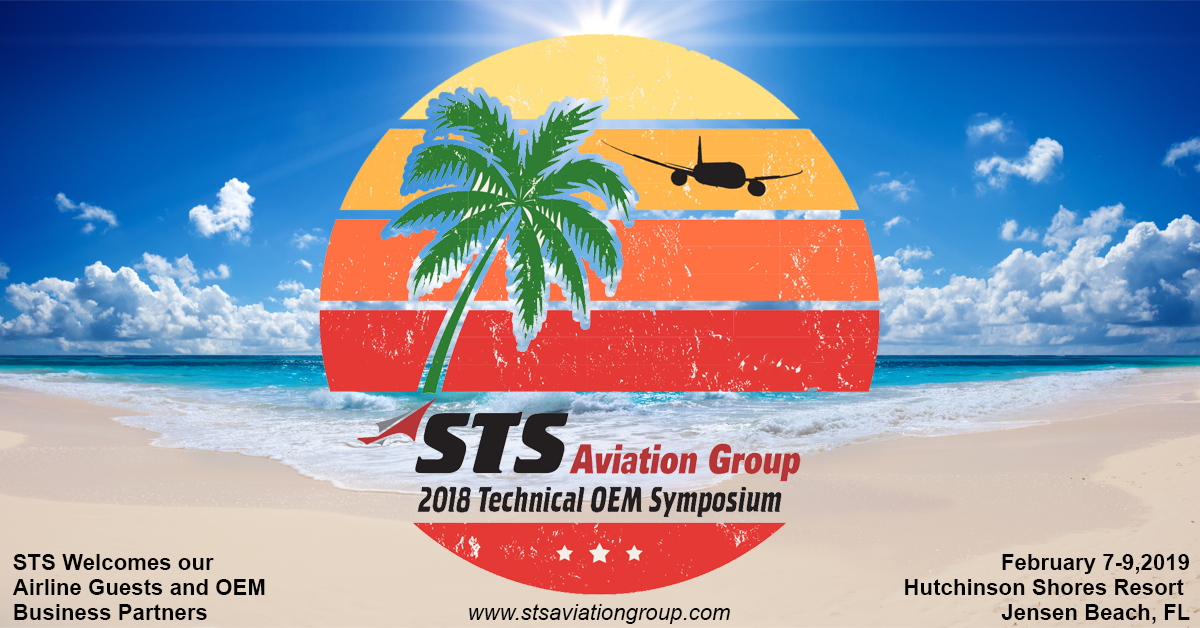 STS Aviation Group Set to Host Annual Technical OEM Symposium