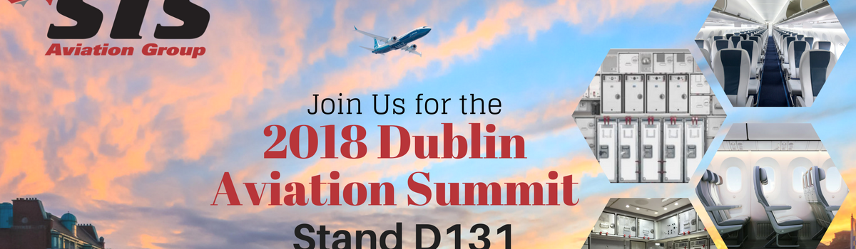 STS Aviation Group Takes Off for the 2018 Dublin Aviation Summit!