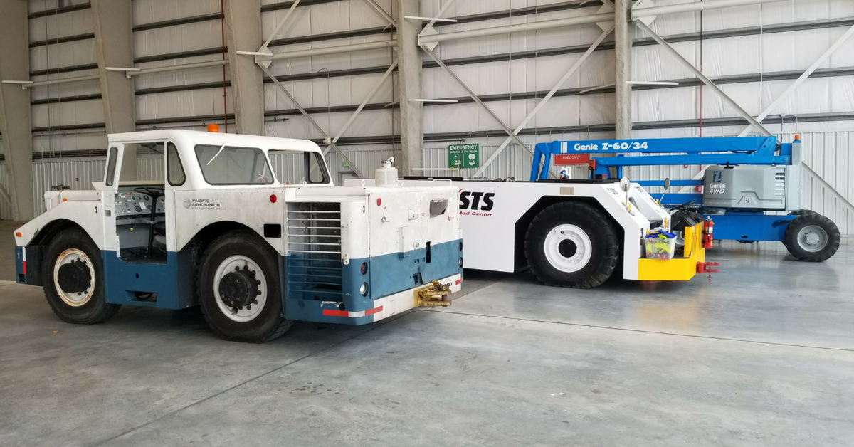 STS Aviation Group Forms New Division; Launches into the Ground Support Equipment Services Market