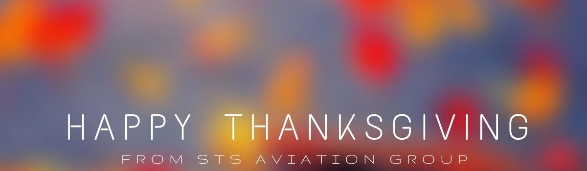 Five Things STS Aviation Group is Thankful For