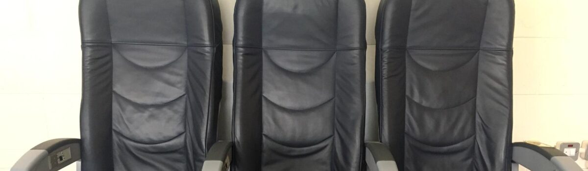 STS Aviation Services Has Aircraft Seats for Sale