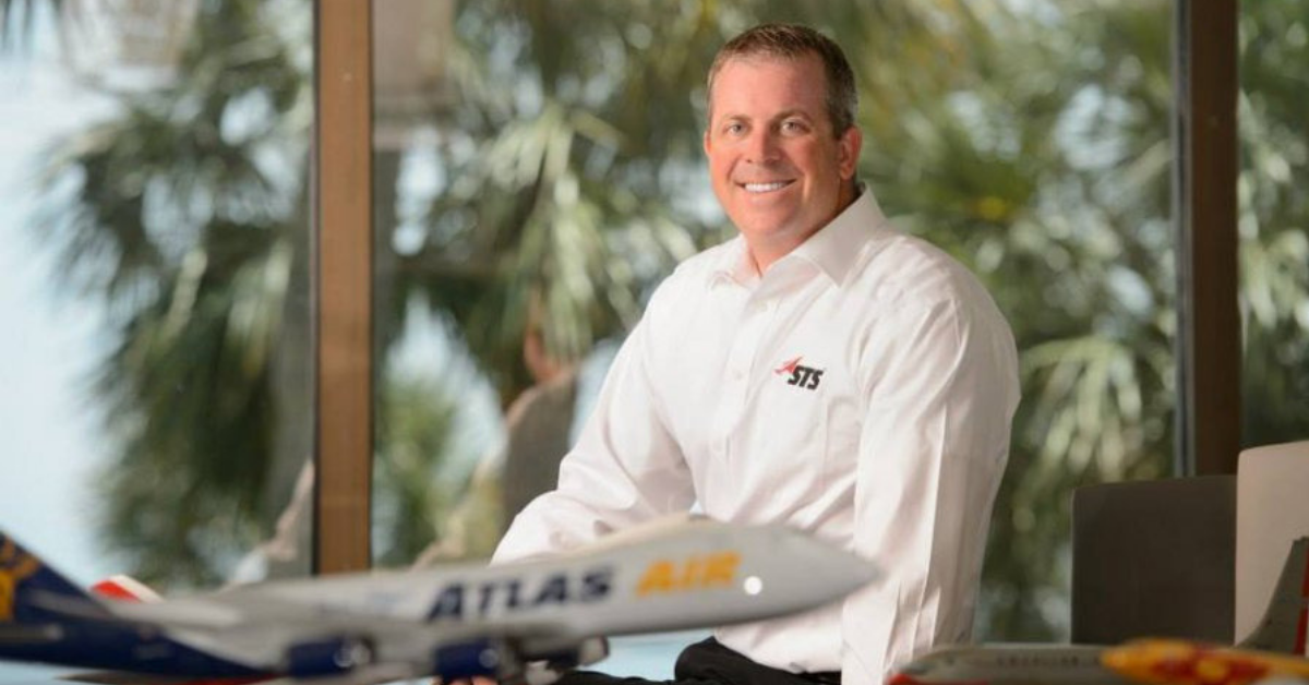 STS Aviation Group's CEO Named to Florida 500 List