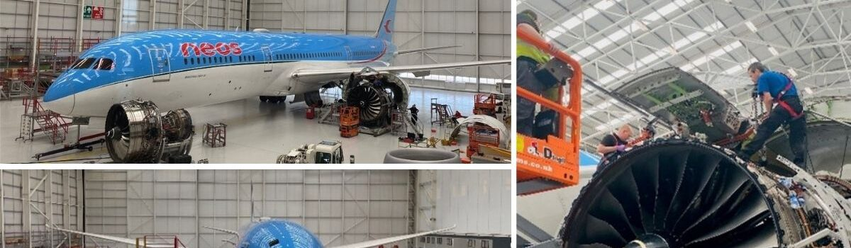 Commercial Aircraft Activity Recommences at STS Aviation Services Facility at BHX