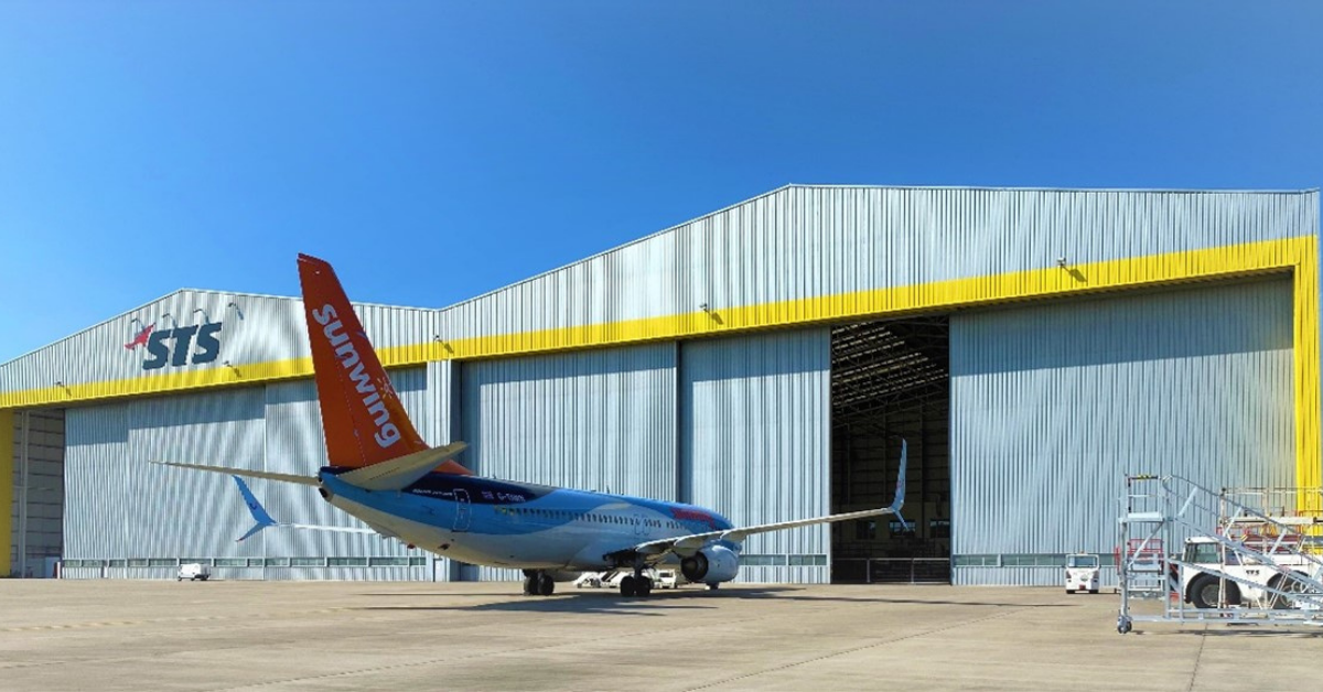 TUI Airways Taps STS Aviation Services UK for MRO Support