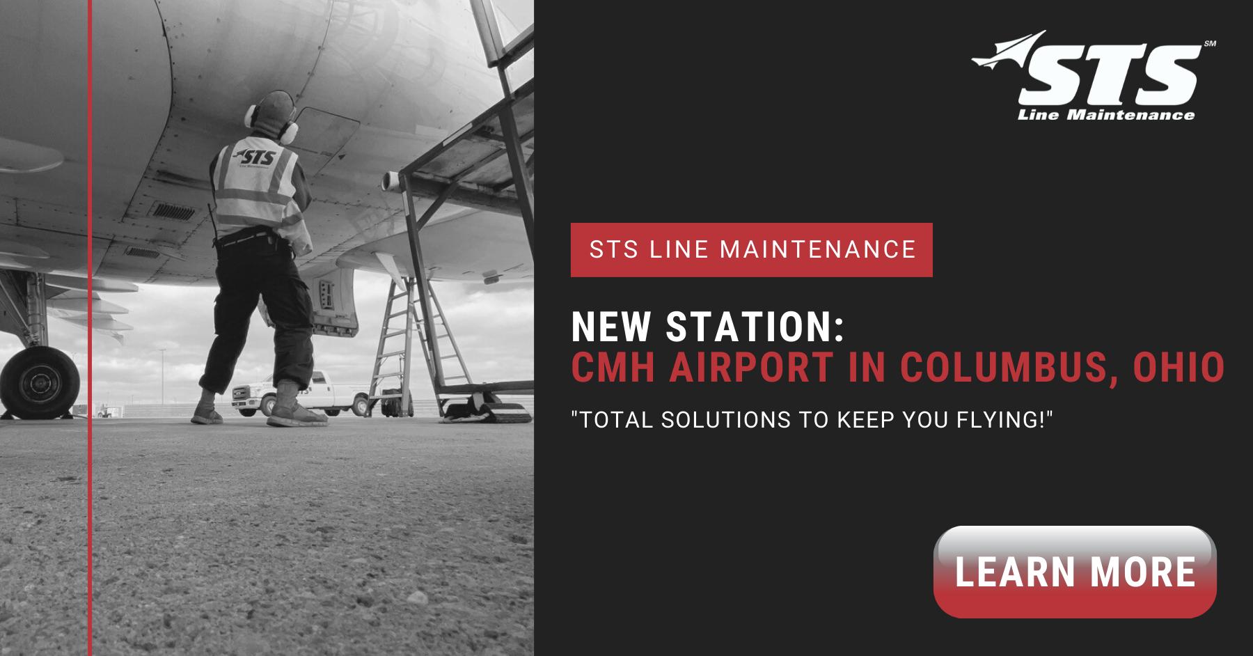 CMH Airport Line Maintenance
