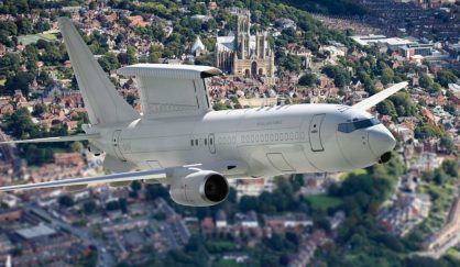 Boeing Names STS Aviation Services in Birmingham as Key Wedgetail Supplier