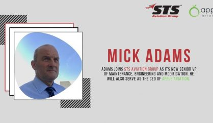 Copy of Copy of Mick Adams, STS Aviation Group