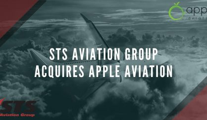 Copy of STS Aviation Group Acquires Apple Aviation