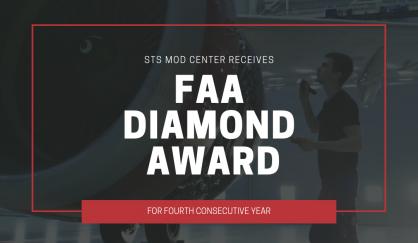 FAA Diamond Award